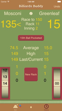 Download Billiards Buddy Score Counter For Iphone Appszoom