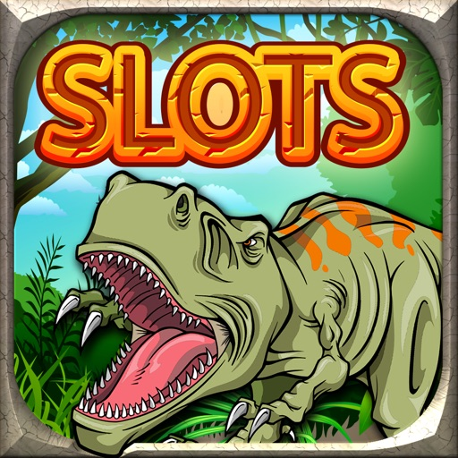 Jurassic Age Dinosaur Slots (777 Gold Bonanza) - Lucky Jackpot Journey Slot Machine iOS App