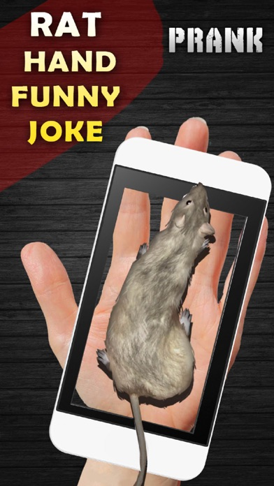 download Rat Hand Funny Joke apps 2