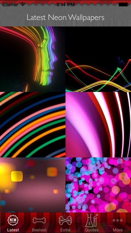Best HD Neon Art Wallpapers For IOS 8 Backgrounds Color And Vibrant Theme Pictures Collection