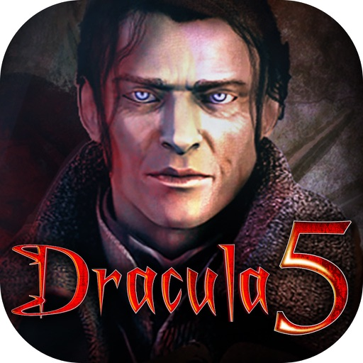 Dracula 5: The Blood Legacy HD (Full) iOS App