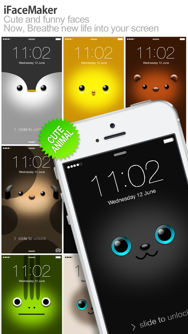 iFaceMaker ( Cute and... screenshot1