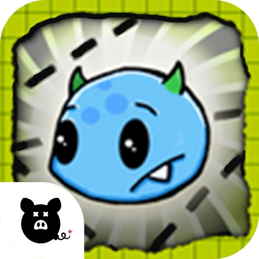 Monster Rush - Dash with the Cute Monster iOS App