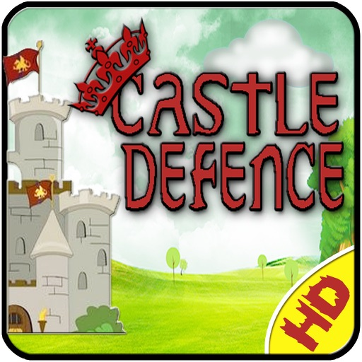 Castle Defence Shooting Game iOS App