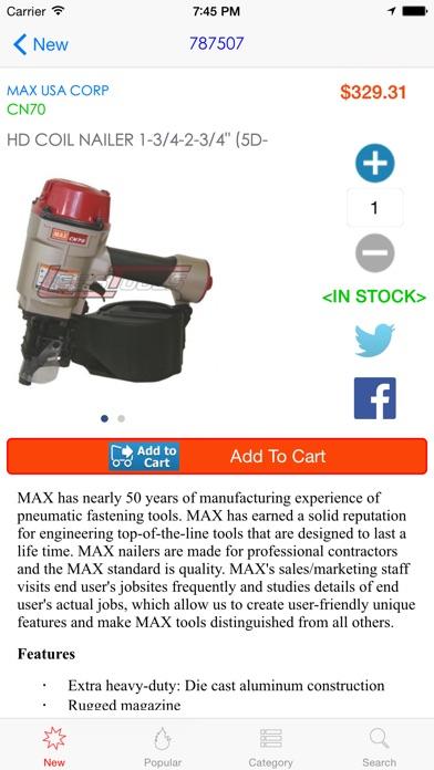 MAX USA screenshot two