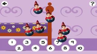 Screenshot of Attivo! Gioco Per i Bambini Per Imparare a Contare 1-10 Con i Giocattoli5