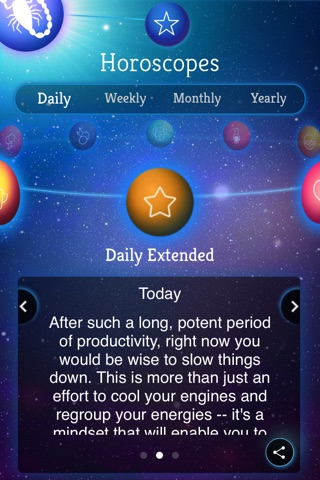 Horoscopes by Astrology.com - Daily Horoscopes, Compatibility Readings and More! screenshot 1