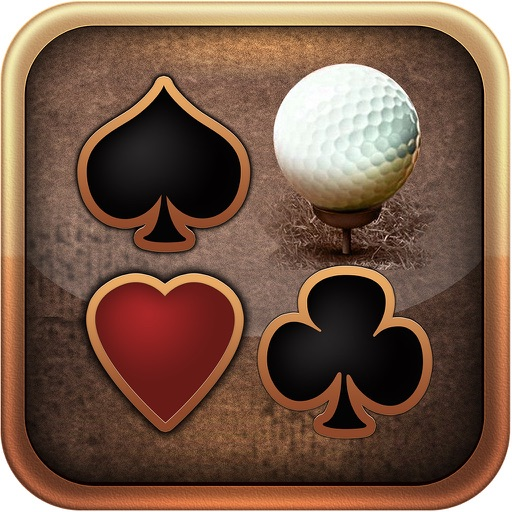 Golf Solitaire for iPhone iOS App