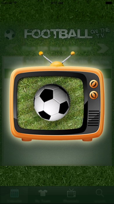 Football on the TV Скриншоты6