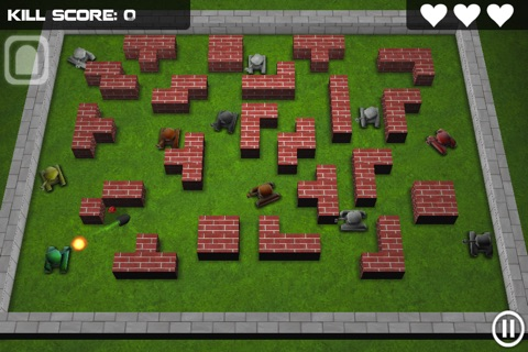 Tank Hero screenshot 3
