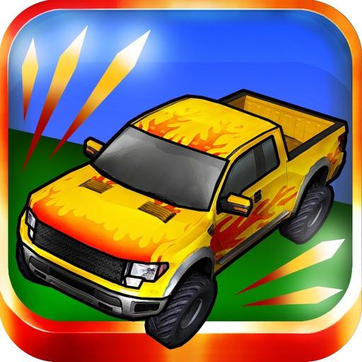 Destruction Race on the Farm! iOS App