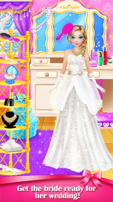 download Mom and Dad's Love Story - Wedding Makeover & Baby Care Game apps 4