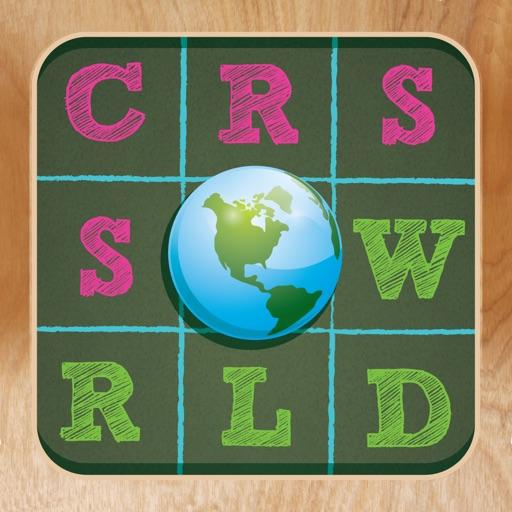 CrossWorld iOS App