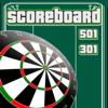 Darts Score keeper - ScoreBoard 501 301