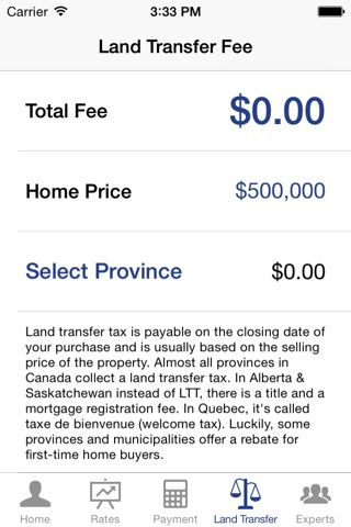 Annie Mirza Mortgage App screenshot 3