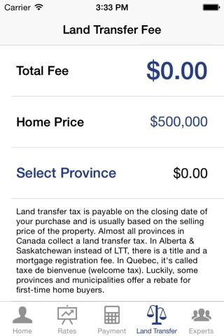 Annie Mirza Mortgage App screenshot 3