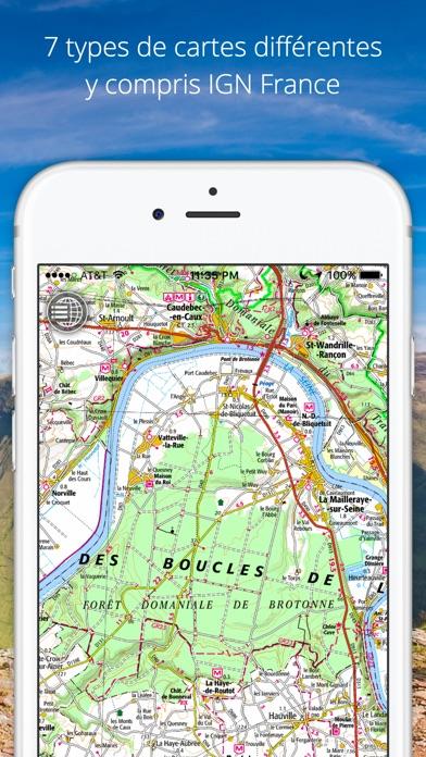 GARMIN GPS POUR GRATUIT CARTE TÉLÉCHARGER GRATUIT IGN