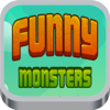 Funny Monsters Game