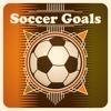 Soccer Goals 2 goals