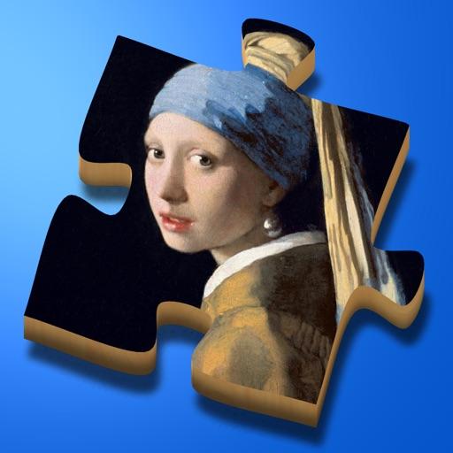 Super Jigsaws Fine Art iOS App