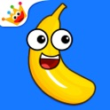Learning games kids & Toddlers: Fruits Shape Free icon
