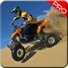 Quad Bike Simulation in The Hills pro game for iPhone/iPad