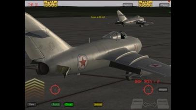 Screenshot #9 for GSIII - Flight Simulator - Heroes of the MIG Alley