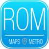 Roma Guía de Viaje con Mapa Offline y Tours