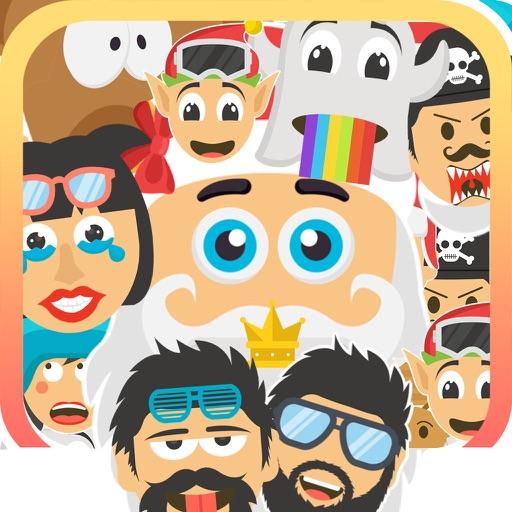 Moji Creator - Emoji Generator & Maker for sticker