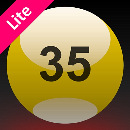 Lottery Lite iOS App