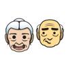 Grandpa & Grandma Emoji Wiki