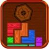 Tricky Hexagon Wood Crush Hexa Block Game