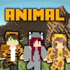 Animal Skins - New Skins for Minecraft PE & PC