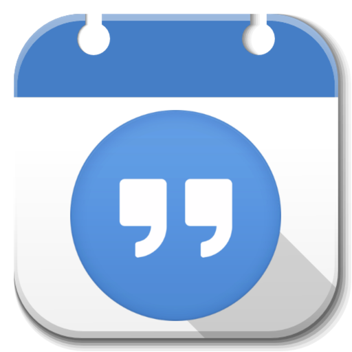 Entry for Google Hangouts
