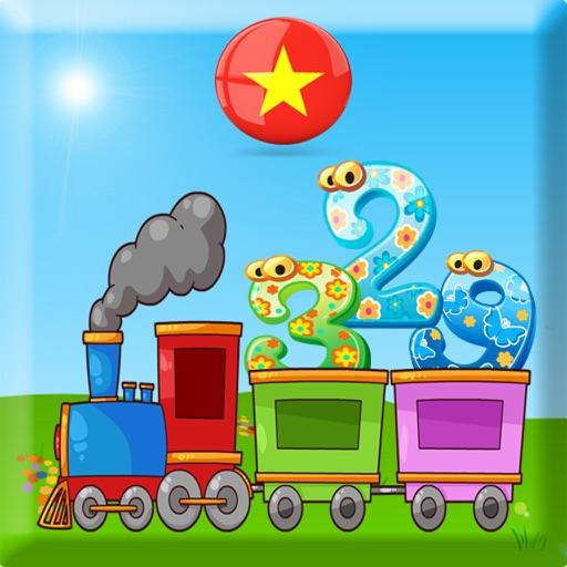 học đếm cho trẻ em iOS App