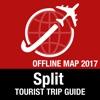 斯普利特 旅遊指南+離線地圖