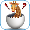 Giraffe Stickers- Animal pic Expression Sticker Wiki