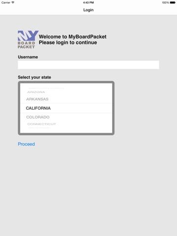 MyBoardPacket screenshot 1