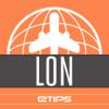 London Reiseführer mit Offline Karte & Stadtplan