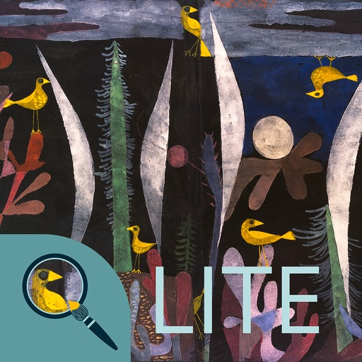 ExplorArt Klee LITE - The Art of Klee, for Kids