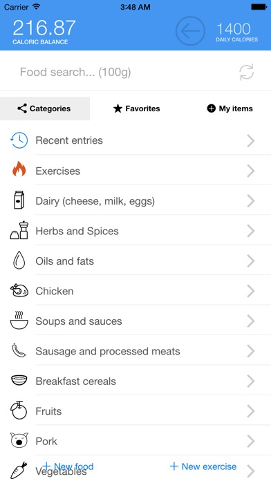 download ChronoBurn Calorie Counter apps 4