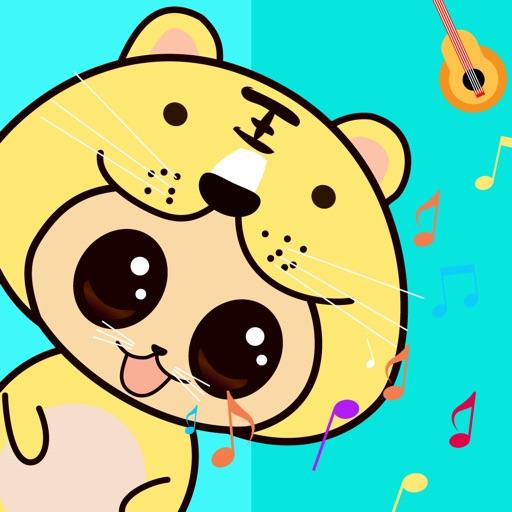 儿童才艺城堡-看动画片,学跳舞,学唱歌