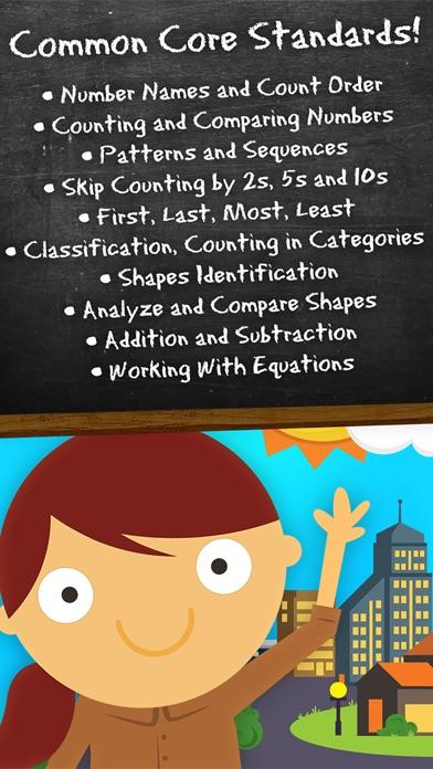 Screenshot #8 for Animal Math Kindergarten Games