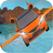 Flying Sportacular Car Shoot : Air Fight Strike