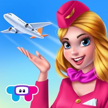 Sky Girls - Flight Attendant S... app for iphone