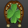 Lucky : 777, Casino, Four Leaf Clover Stickers