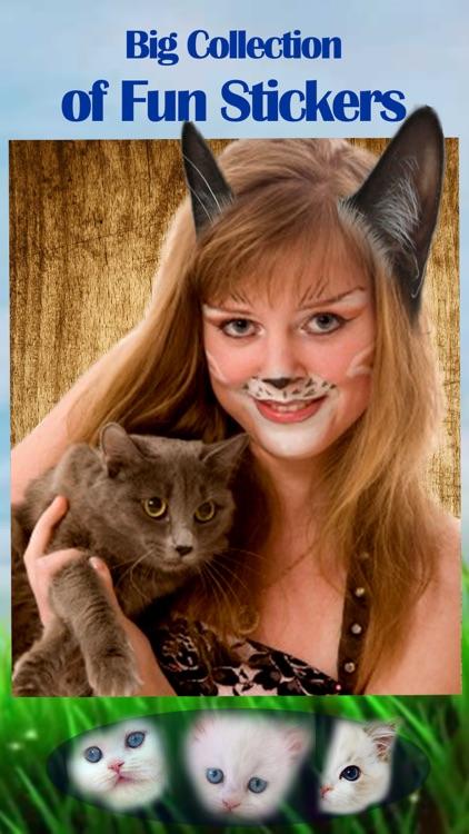 Animal Face Tune-Blend & Morph into Funny Photo FX by RAFIKA SULTANA