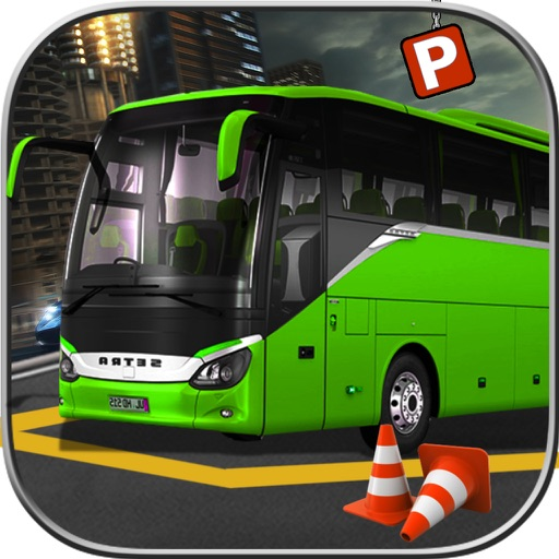 Grand Bus Parking iOS App