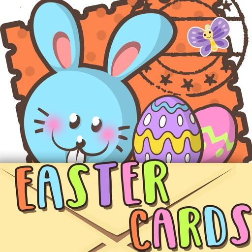 Pasqua Biglietti D'auguri Carta Gratuito Creatore