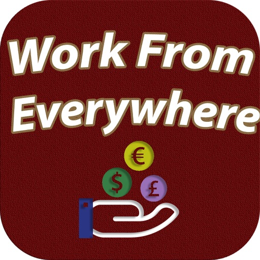 Work From Everywhere and Get Paid iOS App